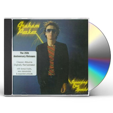 Graham Parker SQUEEZING OUT SPARKS CD