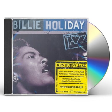 Billie Holiday KEN BURNS JAZZ CD