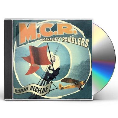 Modena City Ramblers RADIO REBELDE CD