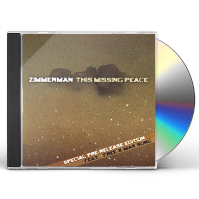 Zimmerman THIS MISSING PEACE CD