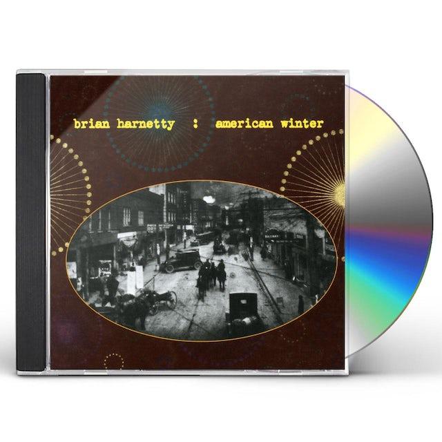 Brian Harnetty AMERICAN WINTER CD