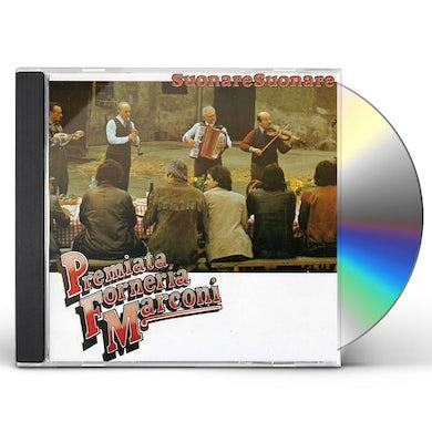 Pfm SUONARE SUONARE CD