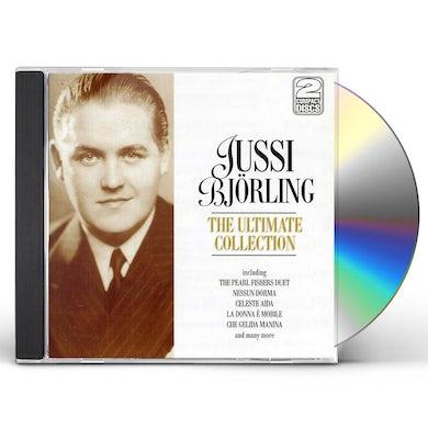 Jussi Bjorling JUSSI BJOERLING GREATEST HITS CD