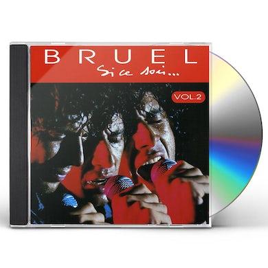Patrick Bruel SI CE SOIR ... VOL. 2 CD