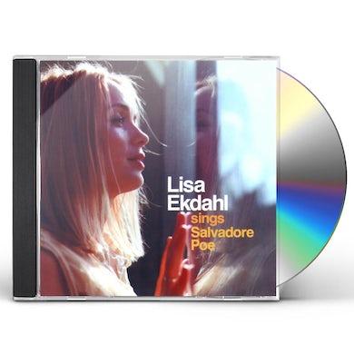 Lisa Ekdahl SINGS SALVADORE POE CD