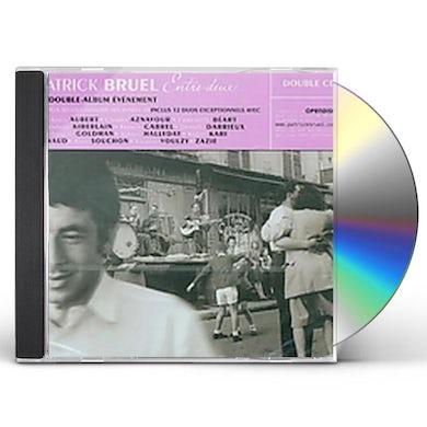 Patrick Bruel ENTRE DEUX CD
