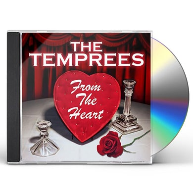 Temprees FROM THE HEART CD