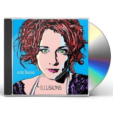 Erin Barra ILLUSIONS CD