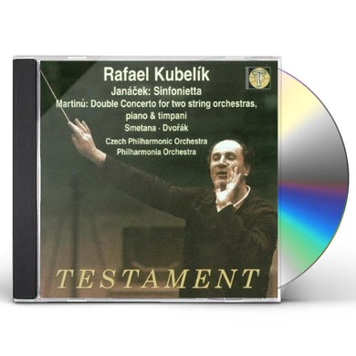 Rafael Kubelik CONDUCTS CD
