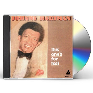 Johnny Hartman THIS ONE'S FOR TEDI CD