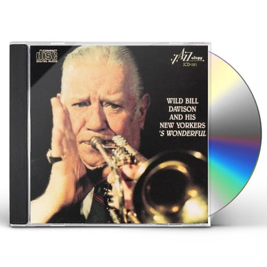 Wild Bill Davison 'S WONDERFUL CD