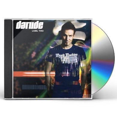 Darude LABEL THIS CD