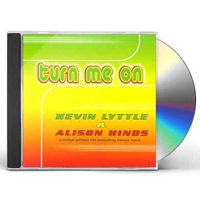 TURN ME ON/SEXY WAYS CD