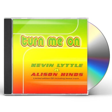 Kevin Lyttle TURN ME ON/SEXY WAYS CD