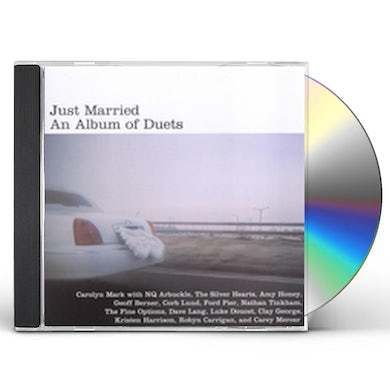 Carolyn Mark JUST MARRIED: AND ALBUM OF DUETS CD