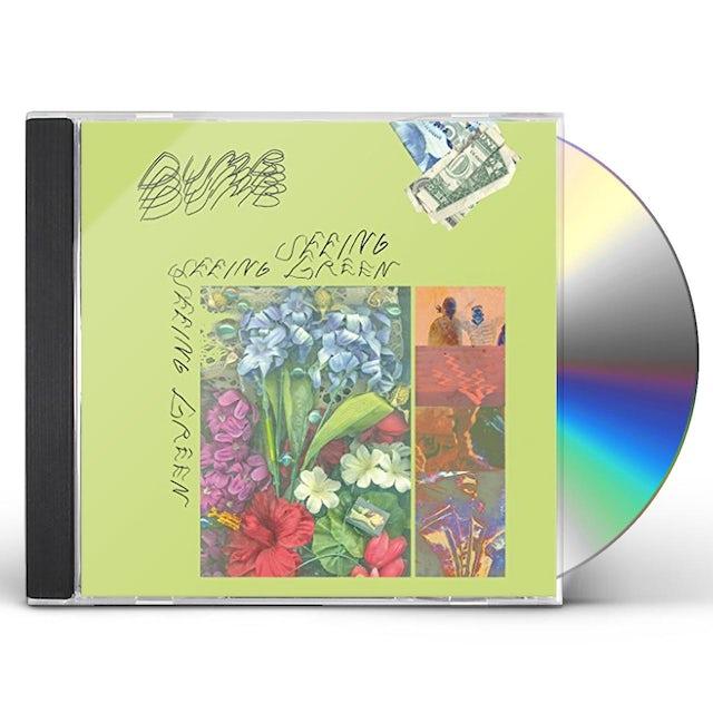 DUMB SEEING GREEN CD