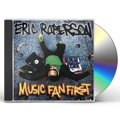 Eric Roberson MUSIC FAN FIRST CD