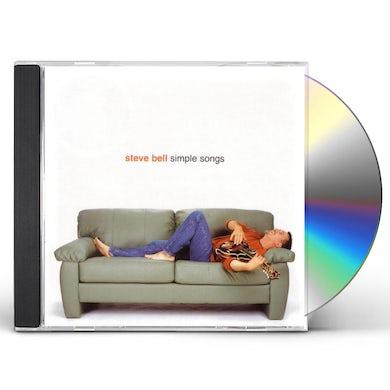 Steve Bell SIMPLE SONGS CD