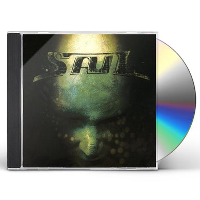 Saul ALL GODS TO THE FRONT CD