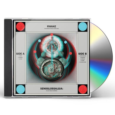 Rwake XENOGLOSSALGIA: THE LAST STAGE OF AWARENESS CD