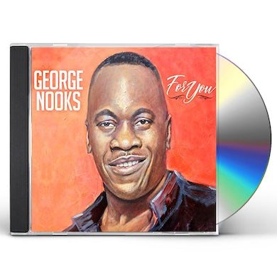 George Nooks FOR YOU CD