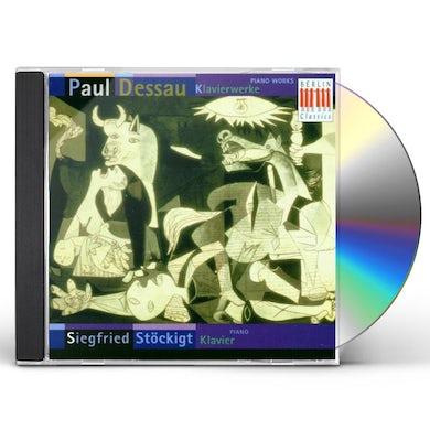 Dessau WORKS FOR PIANO CD