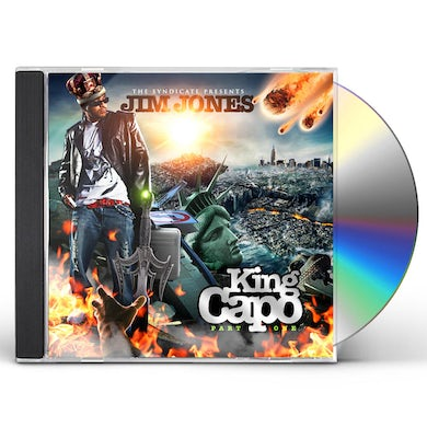 Jim Jones KING CAPO CD