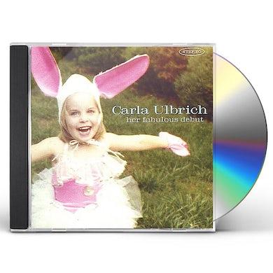 HER FABULOUS DEBUT CD
