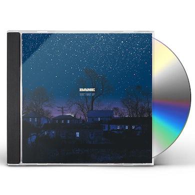 BANE DON'T WAIT UP CD