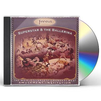 Finneus SUPERSTAR & THE BALLERINA CD