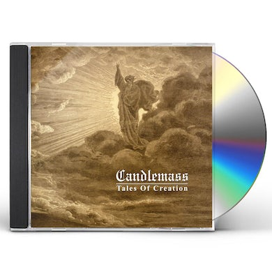 Candlemass TALES OF CREATION CD