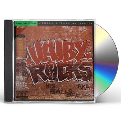 John Valby VALBY ROCKS CD