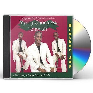Brother Jay MERRY CHRISTMAS JEHOVAH CD