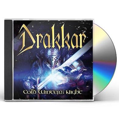 Drakkar COLD WINTER'S NIGHT CD