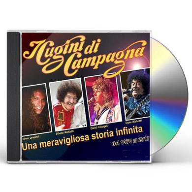 Cugini di Campagna UNA MERAVIGLIOSA STORIA INFINITA CD