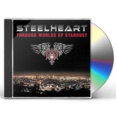 Steelheart THROUGH WORLDS OF STARDUST CD