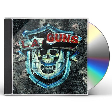 LA Guns MISSING PEACE CD