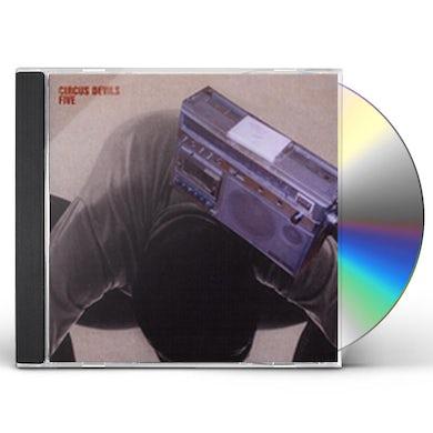 Circus Devils FIVE CD