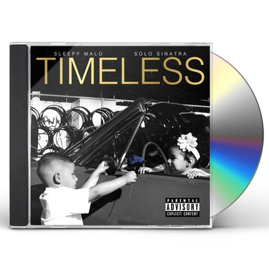 Sleepy Malo TIMELESS CD