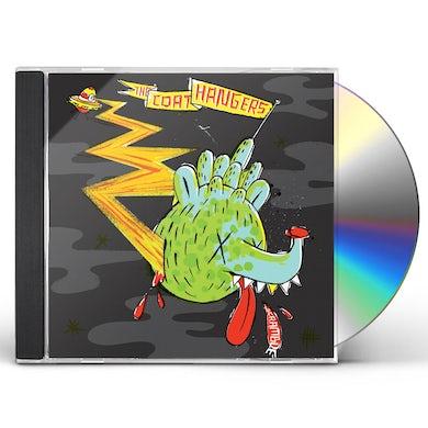 Coathangers SCRAMBLE CD