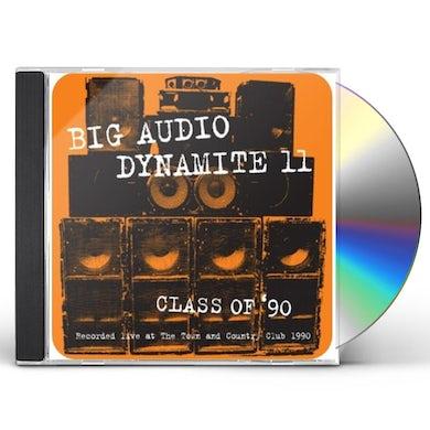 Big Audio Dynamite CLASS OF 91: LIVE CD