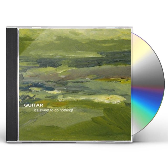 Guitar IT'S SWEET TO DO NOTHING CD