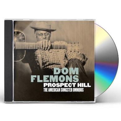 Dom Flemons PROSPECT HILL: THE AMERICAN SONGSTER OMNIBUS CD