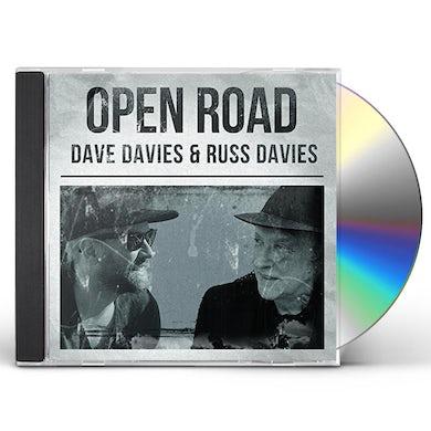 Dave Davies / Russ Davies OPEN ROAD CD