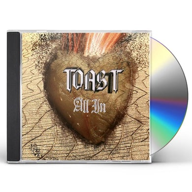 Toast ALL IN CD