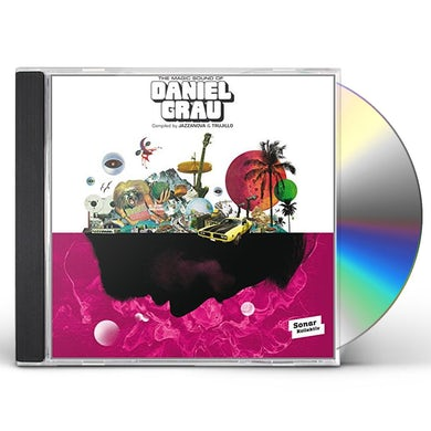 MAGIC SOUND OF DANIEL GRAU CD