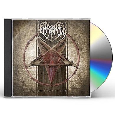 Merrimack OMEGAPHILIA CD