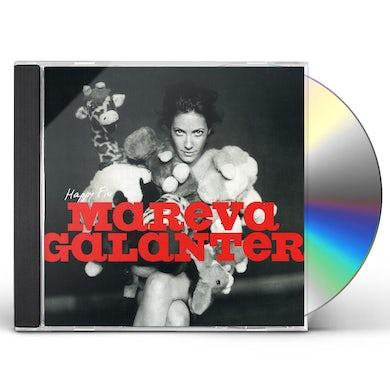 Mareva Galanter HAPPY FIU CD