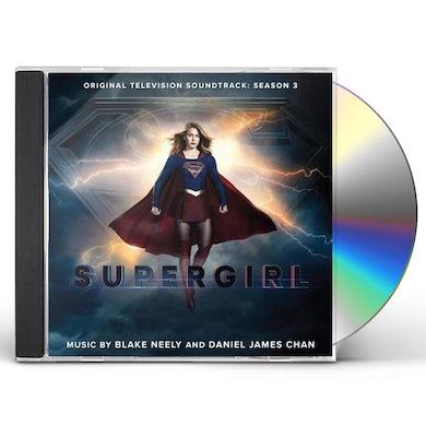 Blake Neely Supergirl: Season 3 (OST) CD