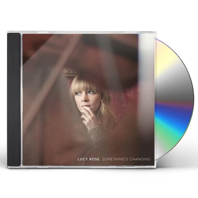 Lucy Rose SOMETHING'S CHANGING CD